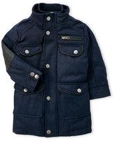 Urban Republic Infant Boys) Mock Neck Military Coat