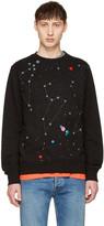 Paul Smith Black Milky Way Sweatshirt