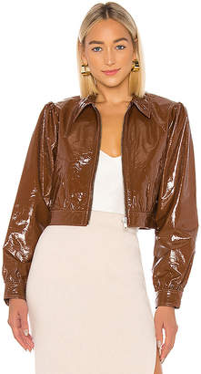 LPA Paulie Leather Jacket