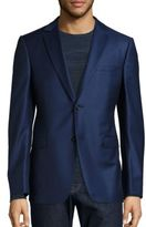 Z Zegna Long Sleeve Jacket
