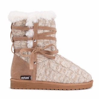 Muk Luks Women's Camila Boots - Taupe