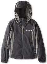 Columbia Kids SplashFlashTM Hooded Softshell Jacket (Little Kids/Big Kids)