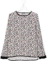Miss Grant Kids teen Star print blouse