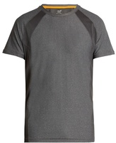 Casall Mix Mesh short-sleeved performance T-shirt