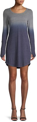 Chaser Ombre Mini Dress