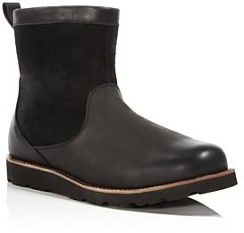 UGG Men's Hendren Tl Waterproof Side Zip Boots
