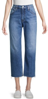 Hudson Sloane Extreme B Baggy Cropped Jeans