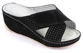 David Tate Ironic Wedge Sandal