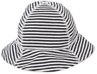San Diego Hat Infant Striped Bucket Sun Hat