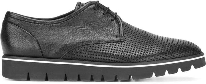 Baldinini perforated platform derbies