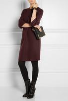 Jil Sander Wool melton dress