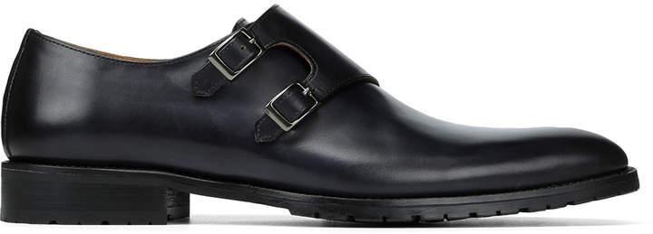 Donald J Pliner DANSON, Calf Leather Monk Strap Loafer