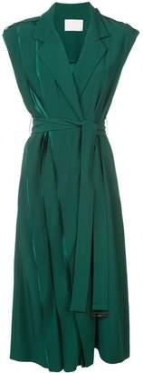 Jason Wu Collection midi wrap dress