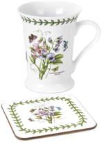 Portmeirion Dinnerware, Botanic Garden Mug and Coaster Set, Created for Macy's