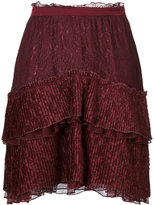 Just Cavalli high waisted skirt - women - Polyamide/Polyester - 40