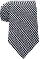 Sean John Men's Houndstooth Solid Tie