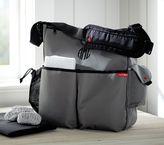 Skip Hop Duo Gray Diaper Bag