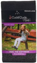 Cuddl Duds Girls 4-16 Sparkle Sweater Tights