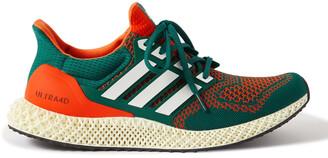 Adidas Sport Ultra 4d Rubber-Trimmed Primeblue Running Sneakers