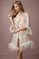 BHLDN Anouk Silk Robe