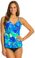 Penbrooke Garden of Oz Surplice Tankini Top 8136144