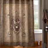 Asstd National Brand Whitetail Ridge Shower Curtain