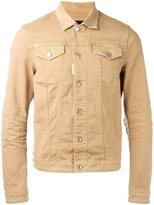 DSQUARED2 classic denim jacket - men - Cotton/Spandex/Elastane - 48