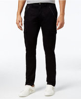 GUESS Men's Zipped Cargo Pants