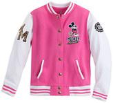 Disney Mickey Mouse Varsity Jacket for Girls - Walt World