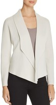 Eileen Fisher Shawl Collar Open-Front Cardigan
