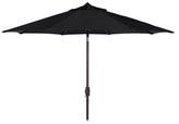 Safavieh 9' Ortega Auto Tilt Crank Umbrella