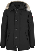 Canada Goose Chateau Fusion Fit Black Arctic-Tech Coat