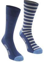 Levis 2 Colour Stripe Socks