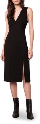 BB Dakota First Glance Sleeveless Midi Dress