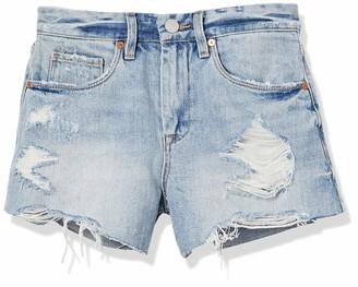 Blank NYC Women's Medium Wash Denim Short