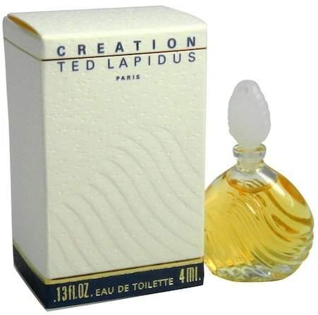 Ted Lapidus Creation by for Women Miniature Eau De Toilette Splash 0.13oz