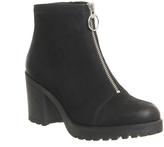 Vagabond Grace Front Zip Boots