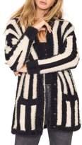 Amuse Society Keep Me Cozy Stripe Sweater