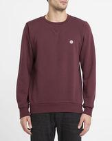 Element Red Protected Round-Neck Sweatshirt