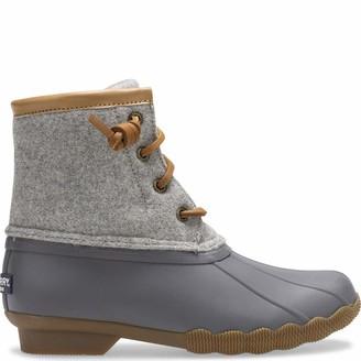 Sperry Saltwater Wool Rain Boot