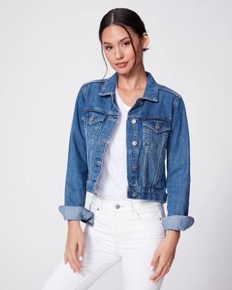 Paige Relaxed Vivienne Jacket-Sunday