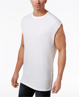 INC International Concepts Men's Zipper-Trim Muscle Shirt, Only at Macy's
