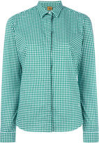 Fay checked shirt - women - Cotton - L