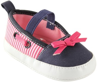 Luvable Friends Unisex Baby Crib Shoes