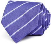 John Varvatos Diagonal Stripe Classic Tie