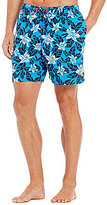 Tommy Bahama Naples Olympias Blooms Twill Swim Trunks