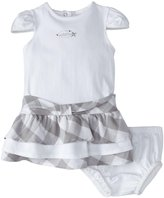 Absorba Love Bodysuit Set (Baby) - Grey-24 Months