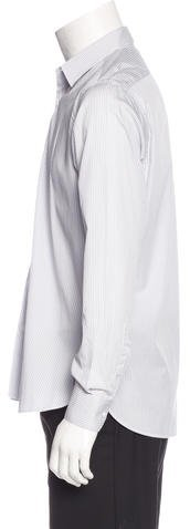 Saint Laurent Striped Dress Shirt
