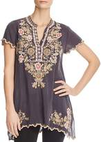 Johnny Was Talum Embroidered Tunic