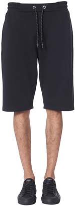 McQ Short With Logo